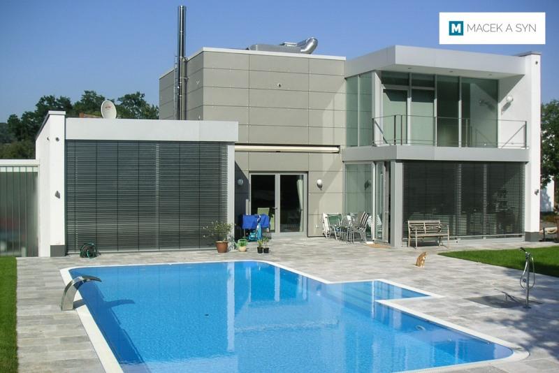 Swimming pool  5 x 10 x 1,5m, Sinzig, Rhineland-Palatinate, Germany, Realization 2007