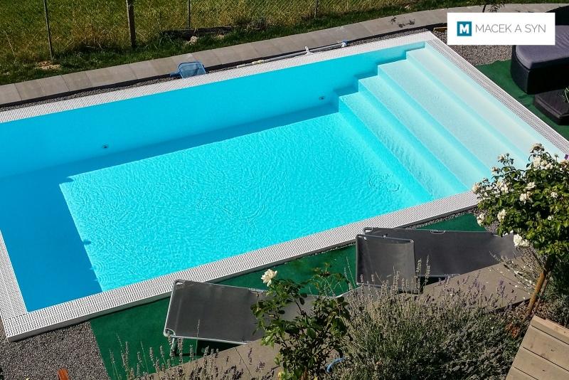 Swimming pool Trogen, kanton Appenzell Ausserrhoden, Switzerland, Realization 2018