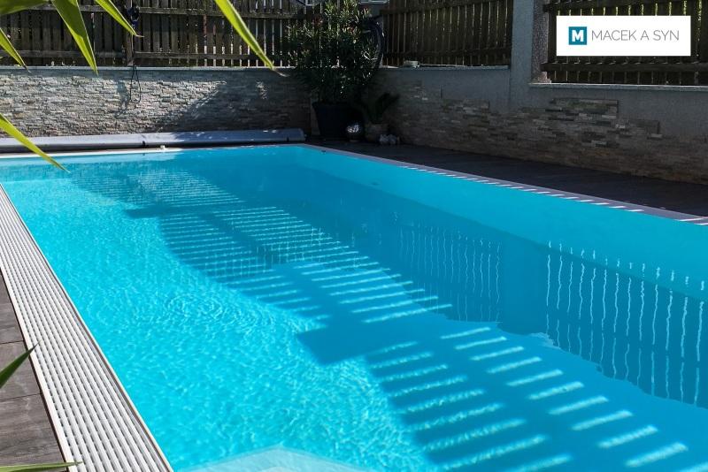Swimming pool 3,5 x 6,5 x 1,5m, Hallwang, Austria, Realization 2018