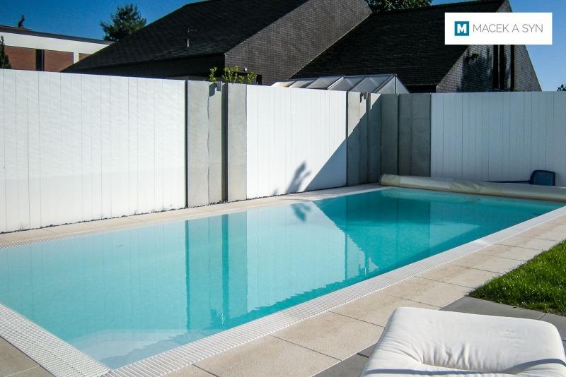 Swimming pool  3 x 7 x 1,4m, Wangen, Zürich, Switzerland, Realization 2008