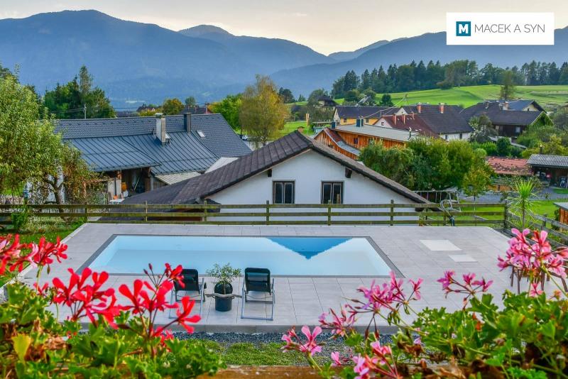 Swimming pool 8x3,4x1,4m, Labientschach, Austria, Realization 2019