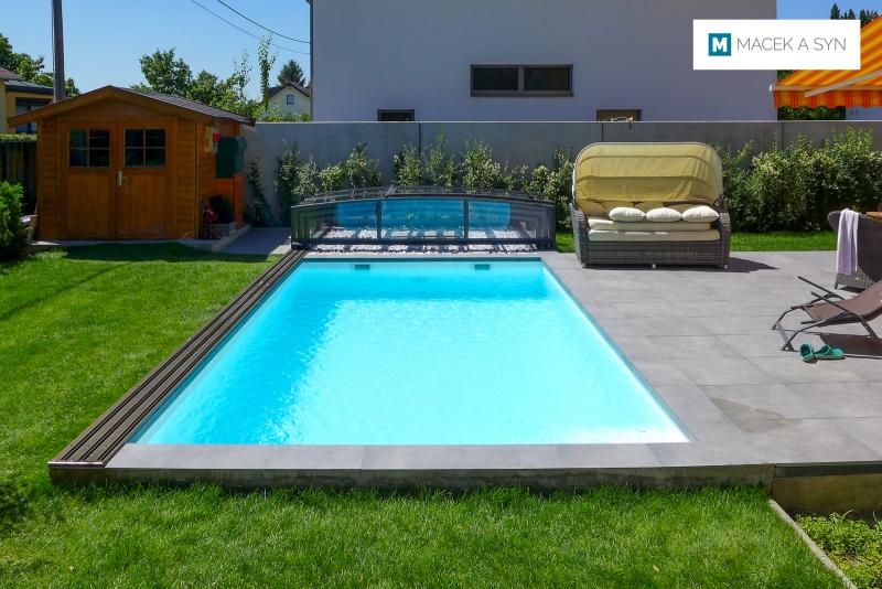 Roofing VIVA 3,2x5,95x1,5m,  Gerasdorf, Austria, Realization 2015