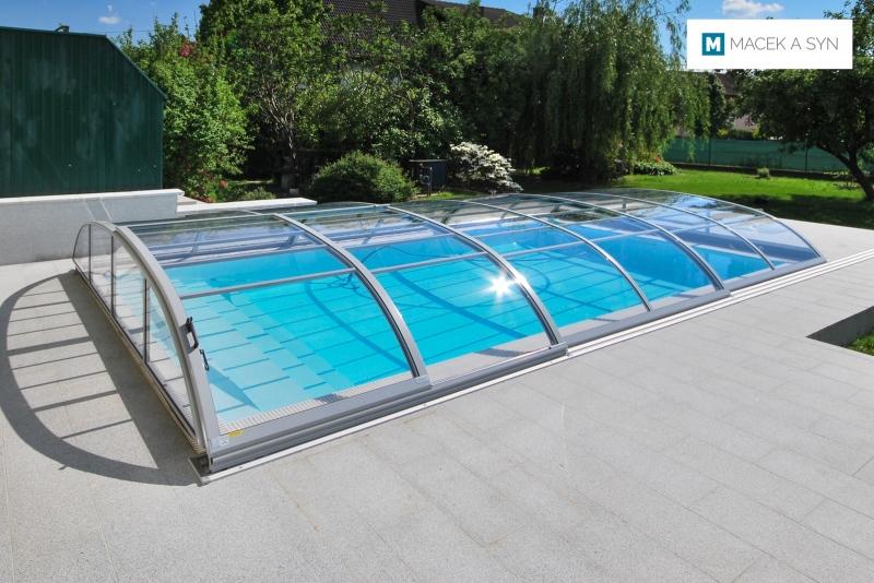 Roofing  Azure Copact Flat 4x7,62x0,8m Schrems, Austria